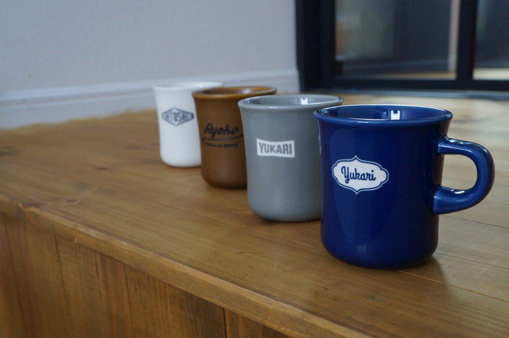 オリジナル マグカップ 名入れ 名前入り 彫刻 サンドブラスト プレゼント ギフト 結婚祝い 誕生日 オリジナルギフト コーヒーカップ おしゃれ デザイン かわいい