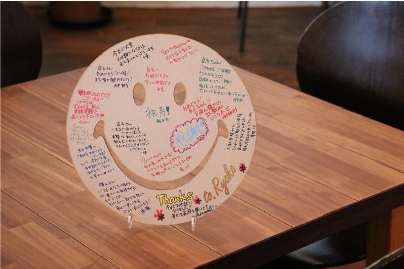 メモコラ メモリー コラージュ 寄せ書き ギフト プレゼント オリジナル寄せ書き 寄せ書きボード 色紙 おしゃれ インテリア 飾る