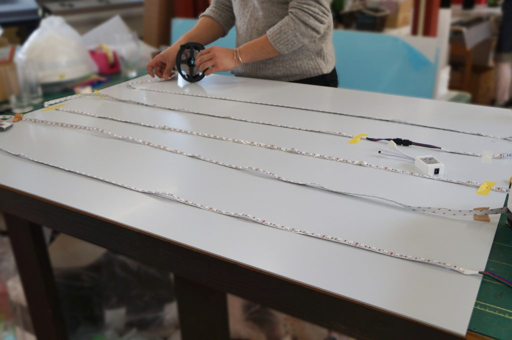 スナック 看板 サイン アクリル 内照式 LED 飾り