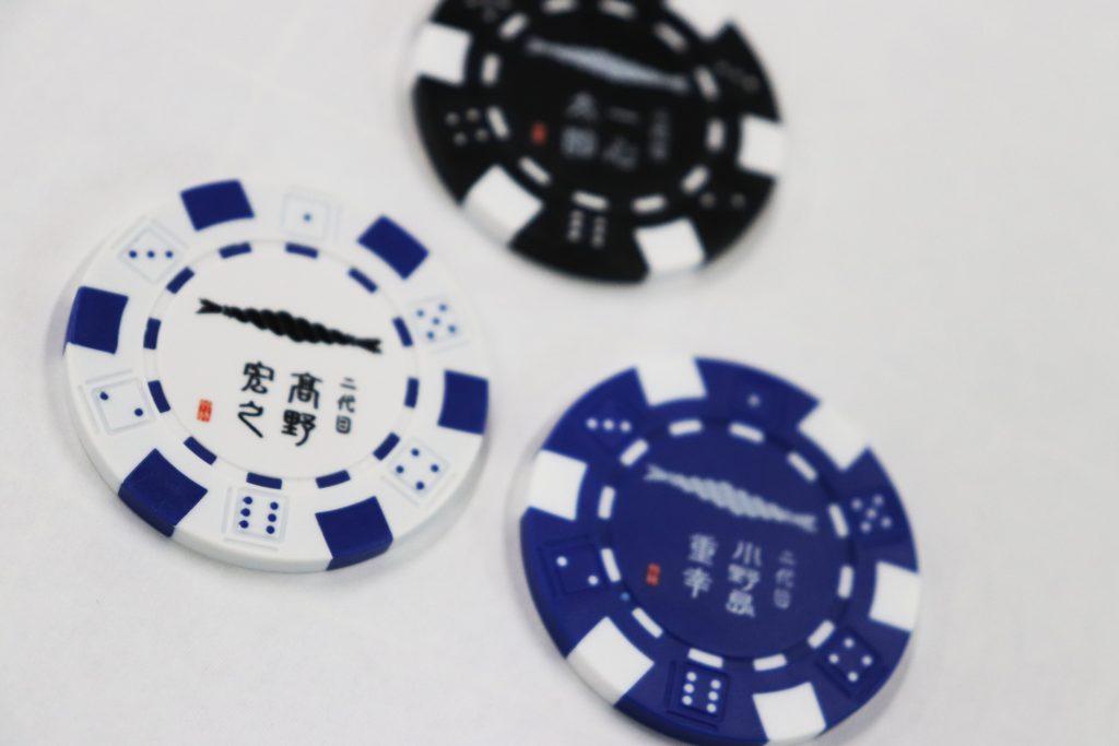 UVプリント ダイレクトプリント チップ ゴルフタグ デザイン オリジナルタグ オリジナルデザイン