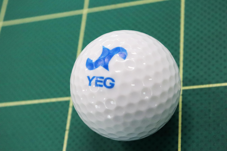 UVプリント ダイレクトプリント ゴルフボール オリジナルボール オリジナルプリント オリジナルデザイン 名入れ ロゴ入れ